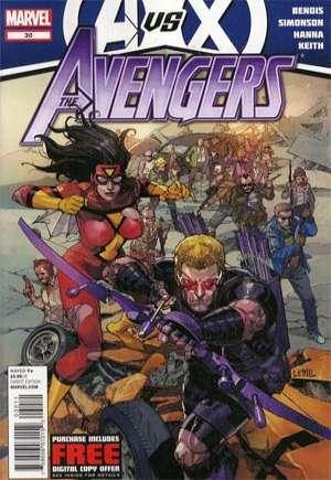 Avengers (2010-2012)#30