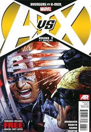 Avengers vs. X-Men (2012)#3I