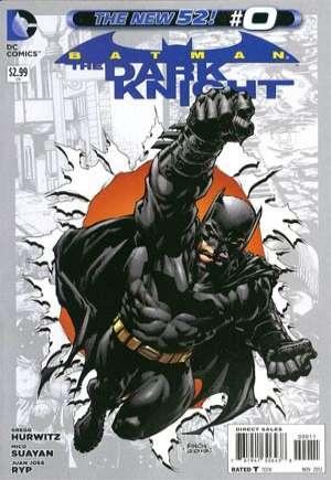 Batman: The Dark Knight (2011-2014)#0A