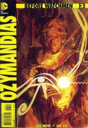 Before Watchmen: Ozymandias#3B