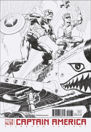 Captain America: Sam Wilson#25B