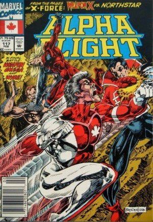Alpha Flight (1983-1994)#117A