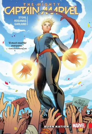Mighty Captain Marvel#TP Vol 1
