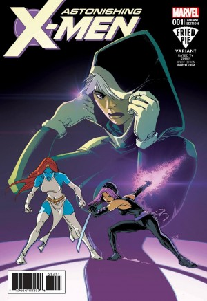 Astonishing X-Men (2017-Present)#1J