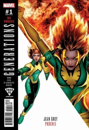 Generations Phoenix & Jean Grey#1E