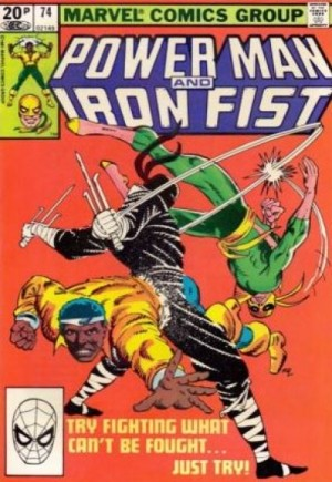 Power Man and Iron Fist (1978-1986)#74C