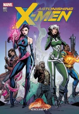 Astonishing X-Men (2017-Present)#1L
