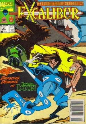 Excalibur (1988-1998)#37A