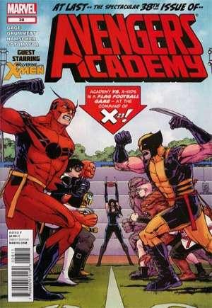 Avengers Academy (2010-2012)#38