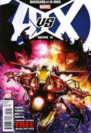 Avengers vs. X-Men (2012)#12A