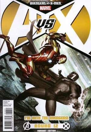 Avengers vs. X-Men (2012)#12B