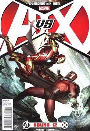 Avengers vs. X-Men (2012)#12D
