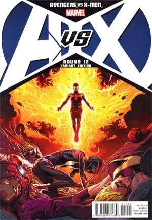 Avengers vs. X-Men (2012)#12F