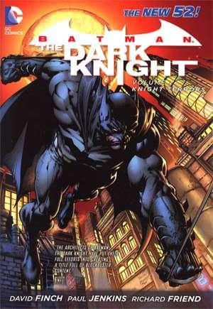 Batman: The Dark Knight (2011-2014)#HC Vol 1