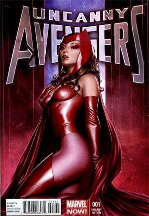 Uncanny Avengers (2012-2014)#1D