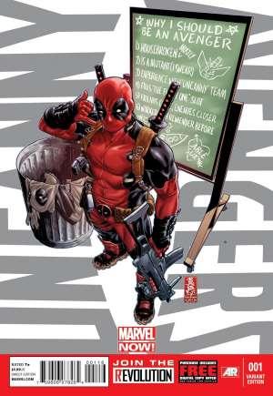 Uncanny Avengers (2012-2014)#1J