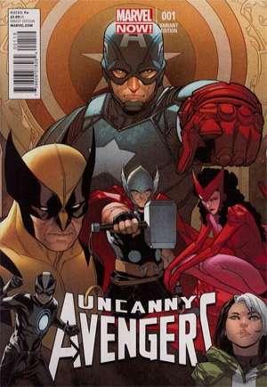 Uncanny Avengers (2012-2014)#1M