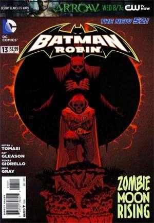 Batman and Robin (2011-2015)#13