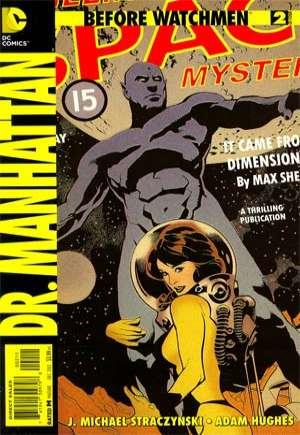 Before Watchmen: Dr. Manhattan (2012-2013)#2A