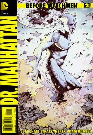 Before Watchmen: Dr. Manhattan (2012-2013) #2B