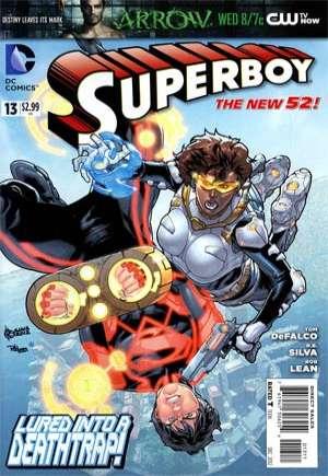 Superboy (2011-2014)#13