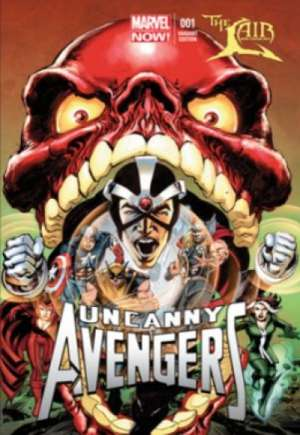 Uncanny Avengers (2012-2014)#1O