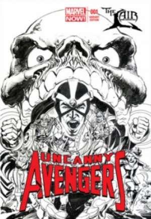Uncanny Avengers (2012-2014)#1P