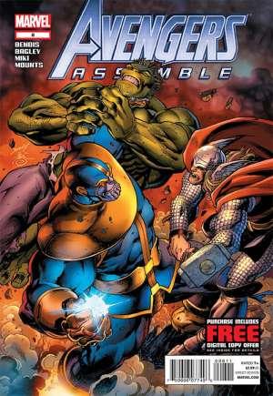 Avengers Assemble (2012-2014)#8