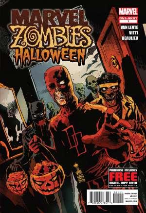 Marvel Zombies: Halloween (2012)#One-Shot