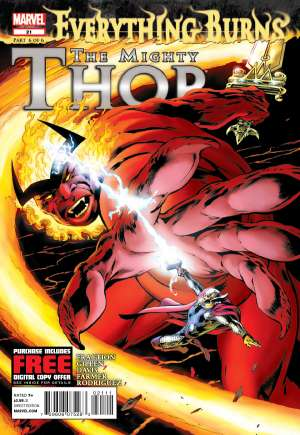 Mighty Thor (2011-2012)#21A