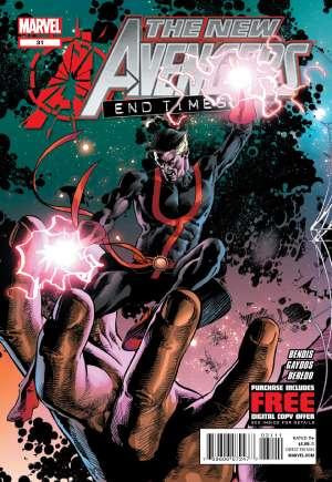 New Avengers (2010-2013)#31