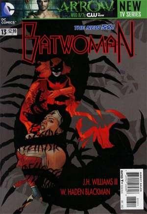 Batwoman (2011-2015)#13A