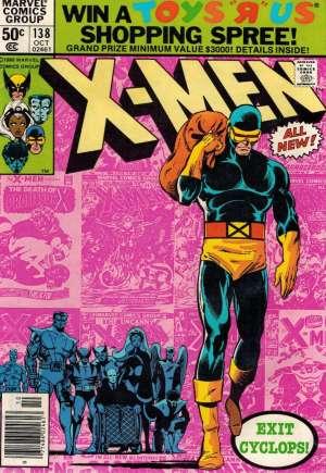 Uncanny X-Men (1963-2011)#138A
