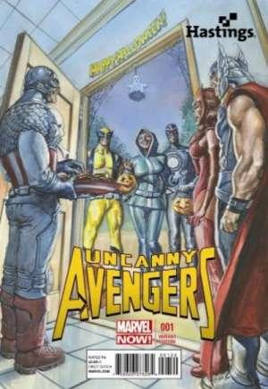 Uncanny Avengers (2012-2014)#1R