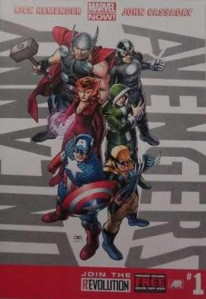 Uncanny Avengers (2012-2014)#1S