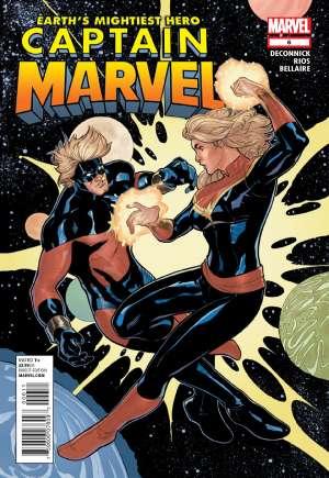 Captain Marvel (2012-2014)#6