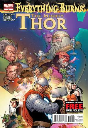 Mighty Thor (2011-2012) #22A