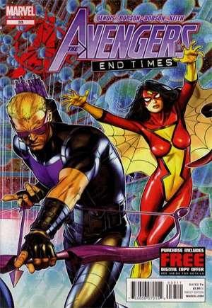 Avengers (2010-2012)#33