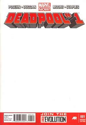 Deadpool (2012-2015)#1C