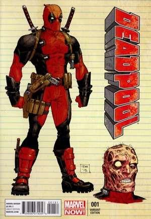 Deadpool (2012-2015)#1D