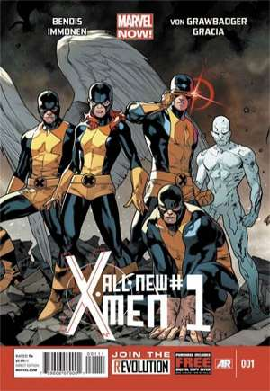 All-New X-Men (2013-2015)#1A