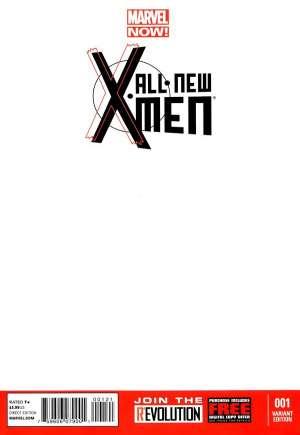 All-New X-Men (2013-2015)#1B