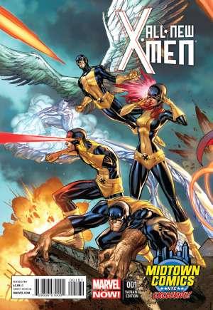 All-New X-Men (2013-2015)#1H