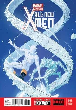 All-New X-Men (2013-2015)#1D