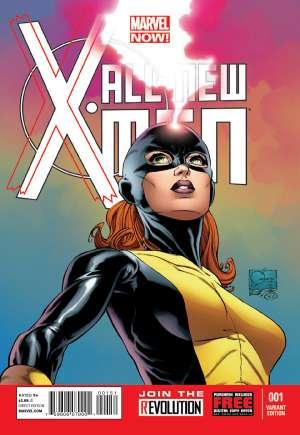 All-New X-Men (2013-2015)#1E