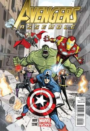 Avengers Assemble (2012-2014)#9B