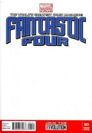 Fantastic Four (2012-2014)#1B