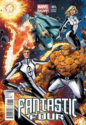 Fantastic Four (2012-2014)#1C