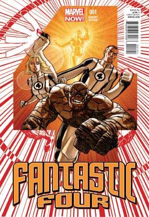 Fantastic Four (2012-2014)#1E