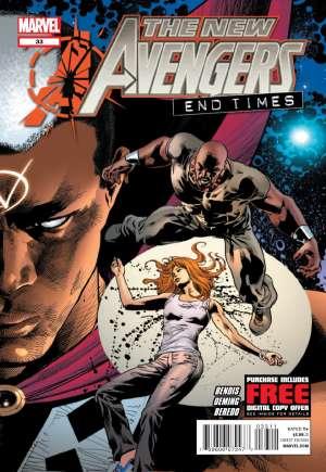 New Avengers (2010-2013)#33